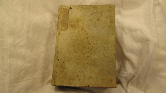 Auckland Libraries MS G. 185 - binding